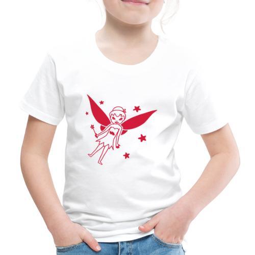 Motif Fée - T-shirt Premium Enfant
