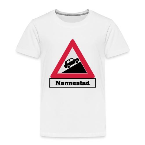 brattv nannestad a png - Premium T-skjorte for barn