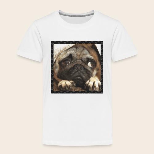Mops Hund 1 - Kinder Premium T-Shirt
