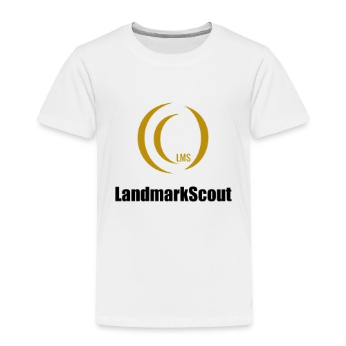 Tshirt Yellow Front logo 2013 png - Kids' Premium T-Shirt
