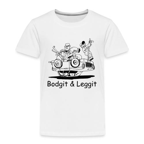 BGLOGOTEST gif - Kids' Premium T-Shirt