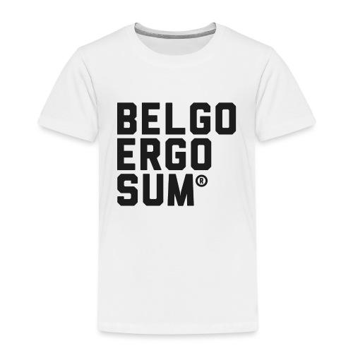 Belgo Ergo Sum - Kids' Premium T-Shirt