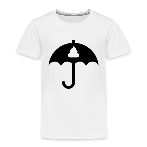 Shit icon Black png - Kids' Premium T-Shirt
