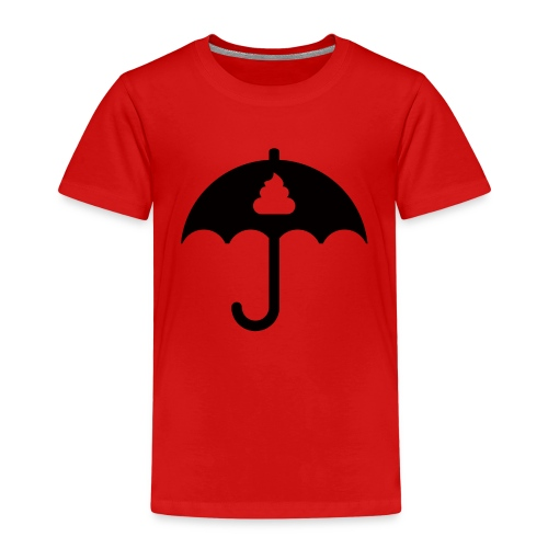 Shit icon Black png - Kids' Premium T-Shirt