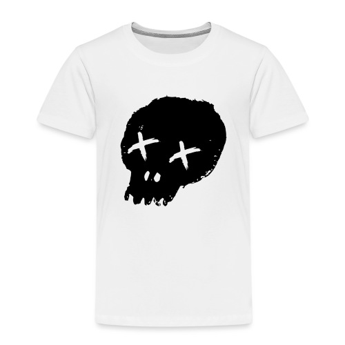 blackskulllogo png - Kids' Premium T-Shirt