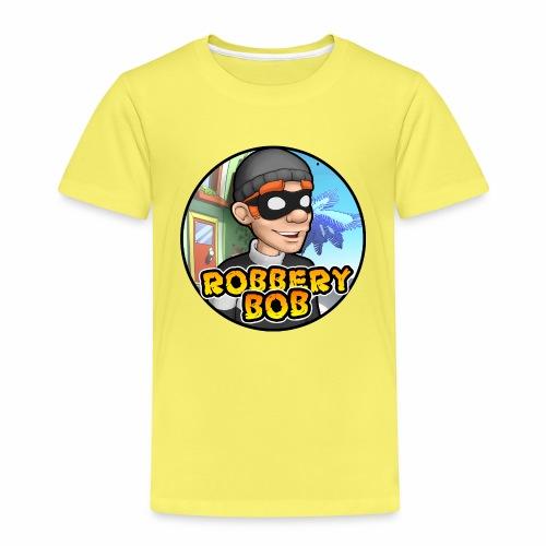 Robbery Bob Button - Kids' Premium T-Shirt