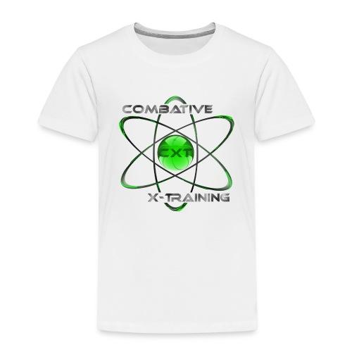 LOGO2016 green png - Kinder Premium T-Shirt