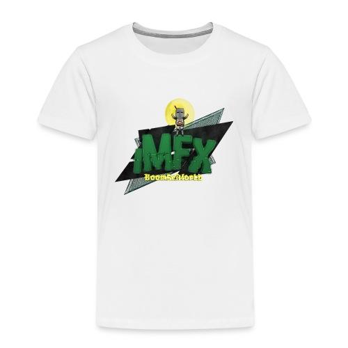 [iMfx] Lubino di merda - Maglietta Premium per bambini