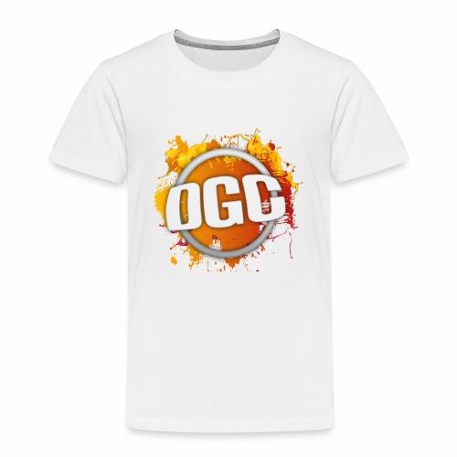 Merchlogo mega png - Kinderen Premium T-shirt