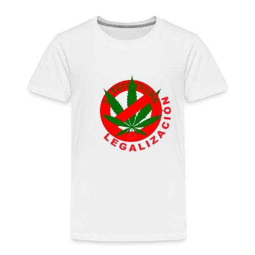 shirt LEGALIZACION DESPEJARTE - Camiseta premium niño