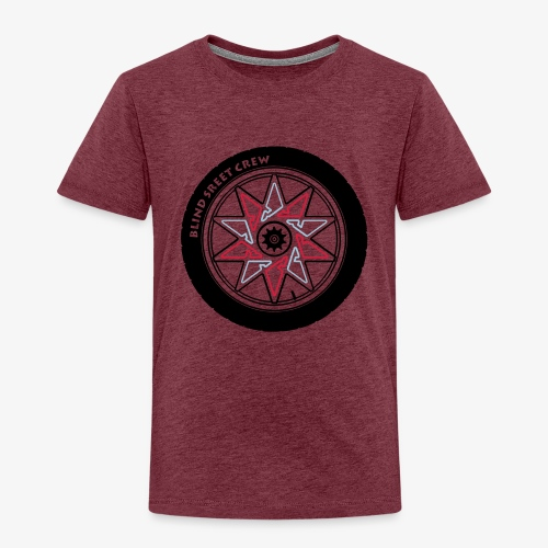 BSC Team - Maglietta Premium per bambini