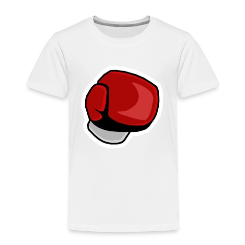 BANGI Punch Logo - Maglietta Premium per bambini