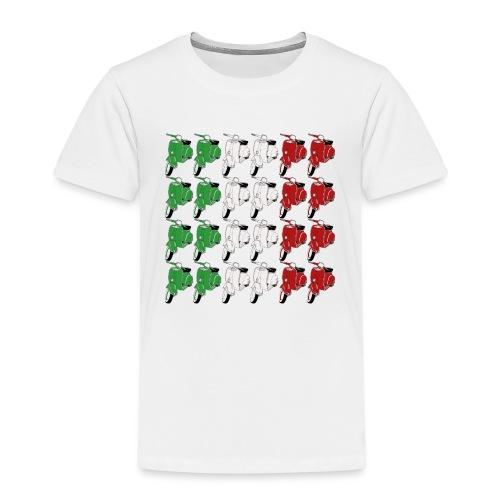 Italian_flag-png - Maglietta Premium per bambini