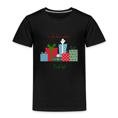 Le plus beau cadeau - T-shirt Premium Enfant