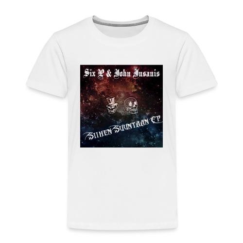 Siihen suuntaan ep huppari - Lasten premium t-paita