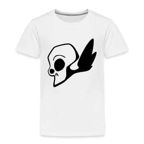 Comic Schädel - Kinder Premium T-Shirt
