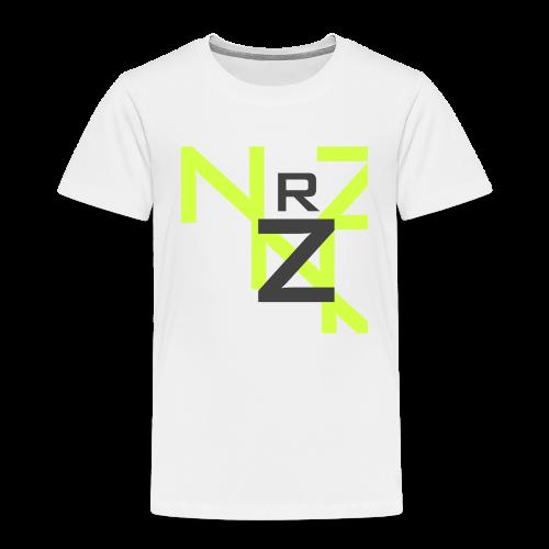 Nörthstat Group™ Clear Transparent Main Logo - Kids' Premium T-Shirt