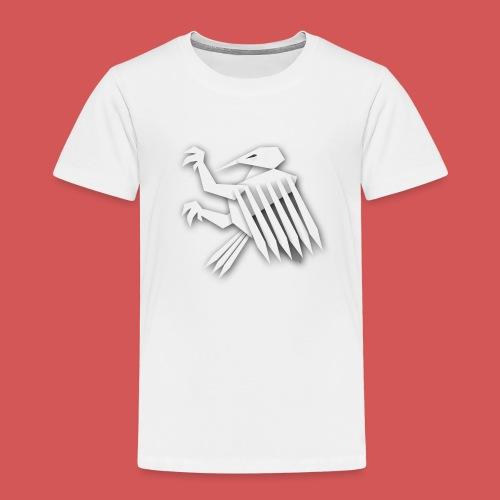 Nörthstat Group ™ White Alaeagle - Kids' Premium T-Shirt