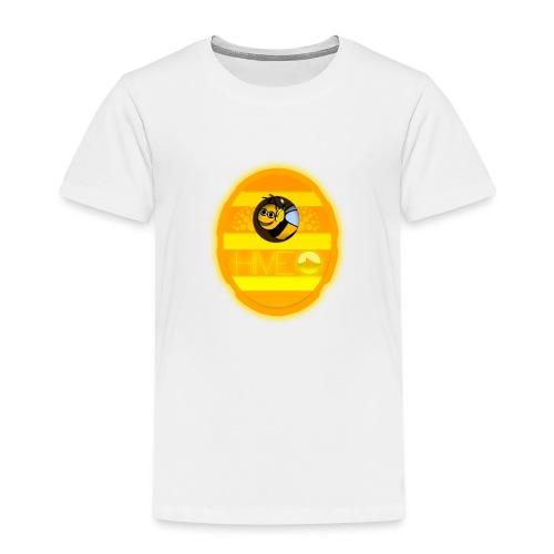 Herre T-Shirt - Med logo - Børne premium T-shirt