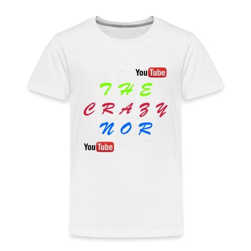 TCN-T-skjorten - Premium T-skjorte for barn