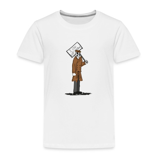 I can not draw... - Camiseta premium niño