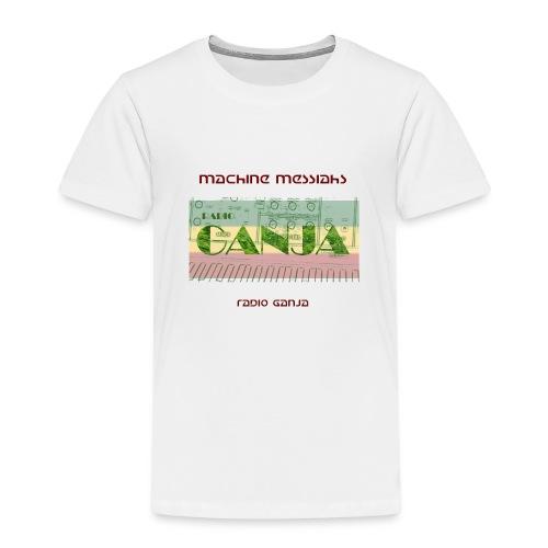 radio ganja - Kids' Premium T-Shirt