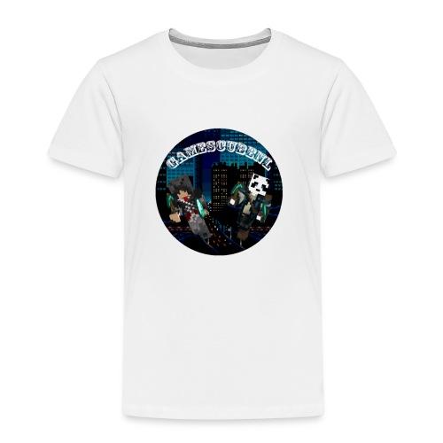 GCNL-Logo Female - Kinderen Premium T-shirt