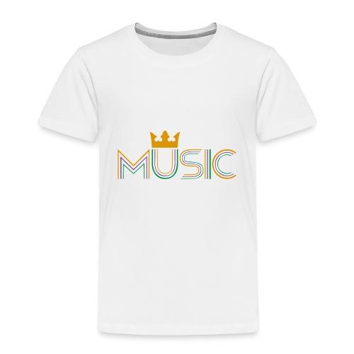 Music Bag - Camiseta premium niño