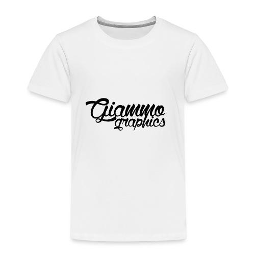 Maglietta GiammoGraphics #1 - Maglietta Premium per bambini
