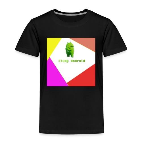 Study Android - Camiseta premium niño