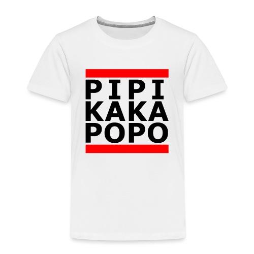pipikakapopo - Kinder Premium T-Shirt