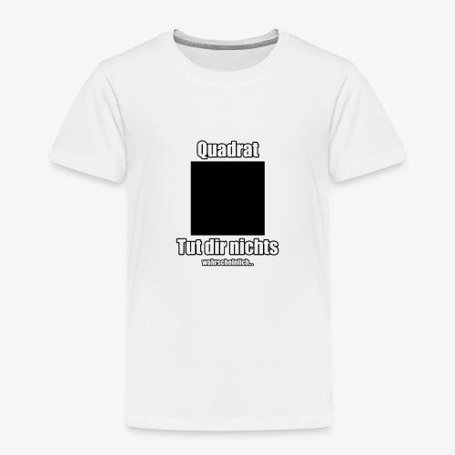 Quadratbob - Kinder Premium T-Shirt
