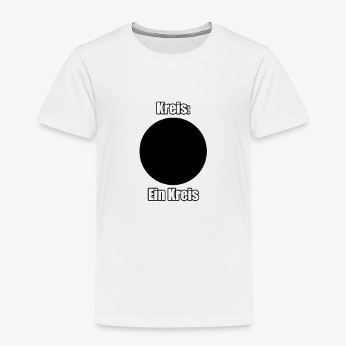 Klick mich, sehr wichtig! - Kinder Premium T-Shirt