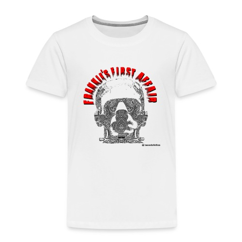 Frankiefirstaffair_2 - Camiseta premium niño