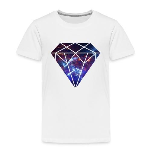 Space Diamond Nebula - Kids' Premium T-Shirt
