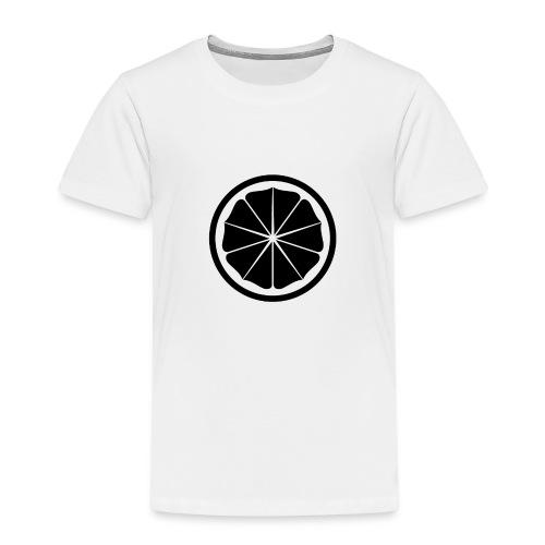 Seishinkai Karate Kamon in black - Kids' Premium T-Shirt