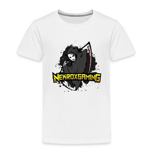 NekroxGaming Coffee - Kids' Premium T-Shirt