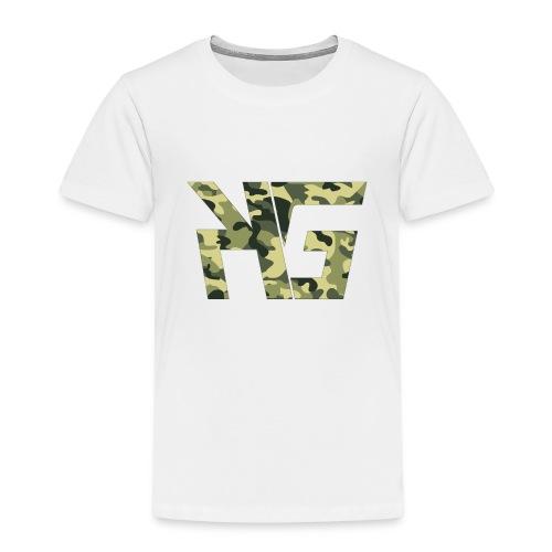 KG camo - Kids' Premium T-Shirt