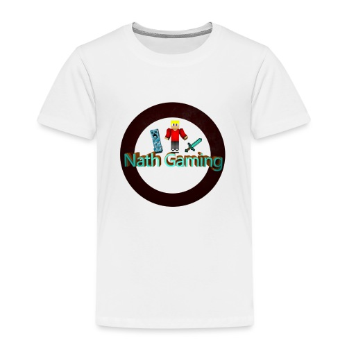 NathGaming - Kids' Premium T-Shirt