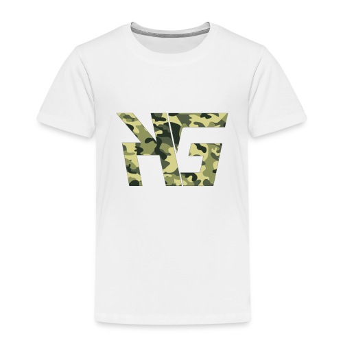 KG Forest Camo - Kids' Premium T-Shirt