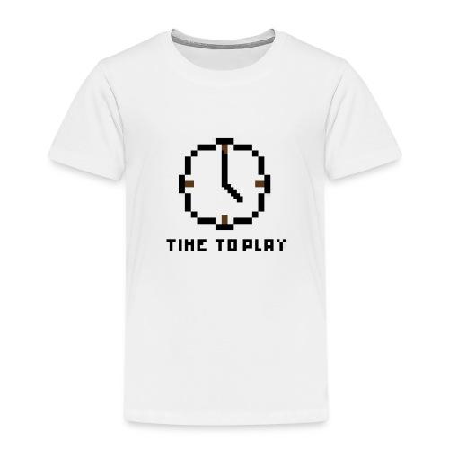 Time to play - T-shirt Premium Enfant