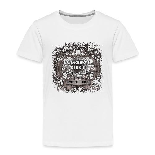 KU Dimittend - Børne premium T-shirt