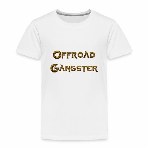 Offroad Gangster 2b - Kinder Premium T-Shirt