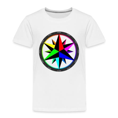 ColorCompass - Kids' Premium T-Shirt