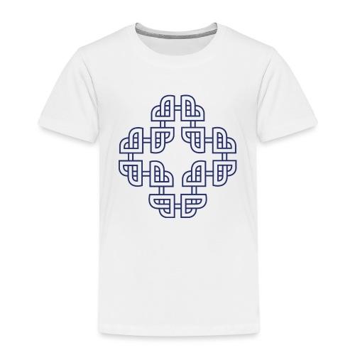Norse - Navy blue - Premium T-skjorte for barn