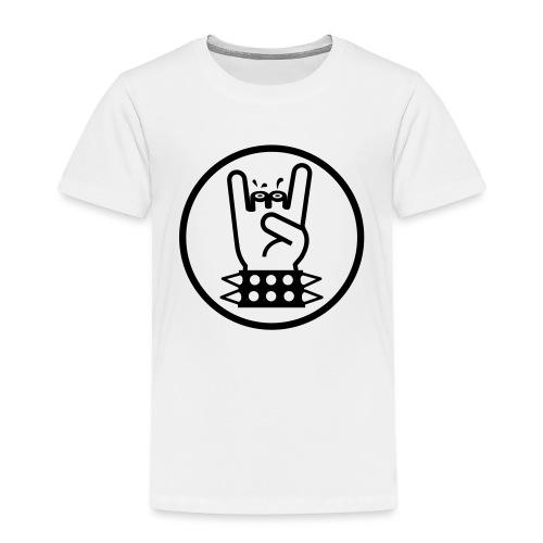 Metalhand prutswerk - Kinderen Premium T-shirt