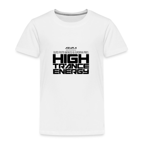 High Trance Energy - Kids' Premium T-Shirt