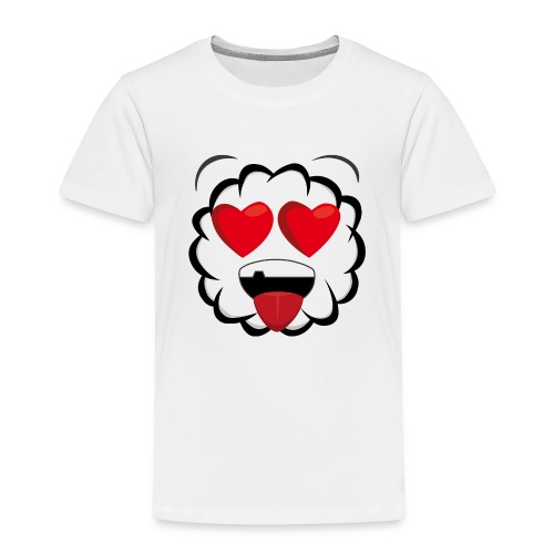 PKS Sheep Love - Kinder Premium T-Shirt