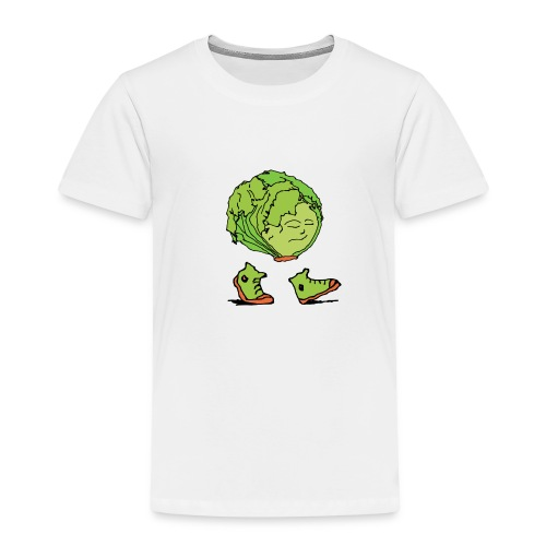 Lettuce Move On - Kids' Premium T-Shirt