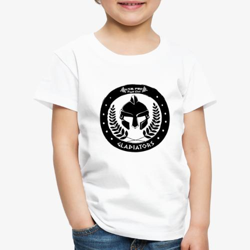 Gym Pur Gladiators Logo - Kids' Premium T-Shirt